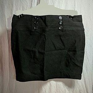 Charolette Russe mini skirt
